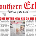 SOUTHERN ECHO MARCH 2011 ISSUE NOW ONLINE
