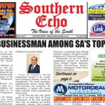 READ THE NOVEMBER ISSUE OF THE SOUTHERN ECHO ONLINE