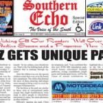 READ THE SOUTHERN ECHO DECEMBER ISSUE ONLINE