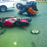 TIPS FOR MOTORISTS AND MOTORCYCLISTS