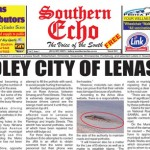SOUTHERN ECHO MARCH 2012 ISSUE NOW ON LINE