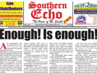SOUTHERN ECHO JUNE 2012 ISSUE NOW ONLINE