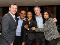 DEENA NAIDOO IS FIRST SOUTH AFRICAN MASTERCHEF