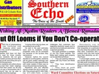 SOUTHERN ECHO JULY 2012 ISSUE NOW ONLINE
