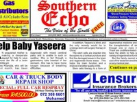 SOUTHERN ECHO SEPTEMBER 2012 ISSUE NOW ONLINE