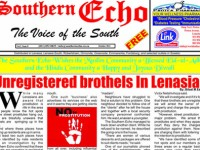 SOUTHERN ECHO OCTOBER 2012 ISSUE NOW ONLINE