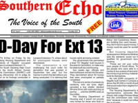 SOUTHERN ECHO NOVEMBER 2012 ISSUE NOW ONLINE