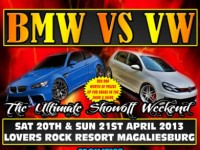 BMW vs. VW 2013   Tickets Going Fast
