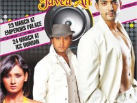 PLAYBACK SINGER JAVED ALI AT EMPERORS PALACE 23 MARCH WITH PUNAR VIVAH&#8217;S YASH