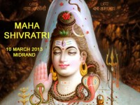 MAHA SHIVRATARI IN MIDRAND ON 10 MARCH 2013