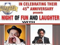 BELLEVUE FC TO HOST 2 COMEDY SHOWS IN MAY TO CELEBRATE 45th ANNIVERSARY
