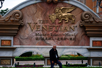 SOUTH AFRICA SIDELINED AS IIFA 2013 GOES ONCE AGAIN TO THE VENETIAN MACAU RESORT HOTEL
