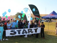 Blanket Charity Walk a resounding success in Laudium