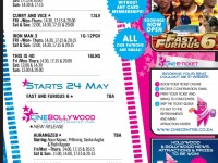 Lenasia CineCentre movie lineup Fri 17 May – Thurs 23 May