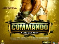 Dvd Review – Commando – by Fakir Hassen