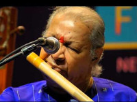 Legendary Indian flautist Chaurasia for South Africa Tour