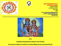 Hari Narayana Bhajana Mandiram presents Raam Bhajan prayer on 12 April 2014