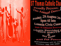 St Thomas Catholic Church presents annual Dance at Lenasia Civic Centre