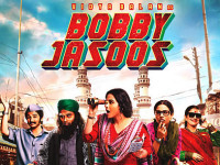 Movie Review BOBBY JASOOS by Fakir Hassen