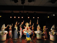 "The High Commission of India presents a free performance ""Nrityarupa"" by the Sangeet Natak Academy"