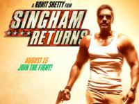 Movie Review – Singham Returns – by Fakir Hassen