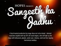 The Hindu Omkaar Panch Ekta Sangh presents Sangeeth Ka Jadhu in aid of establishing an Ashram in Floracliff – Lenzinfo gives away 5 sets of double tickets to its subscribers