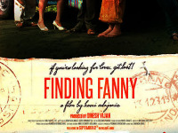 Movie Review – Finding Fanny – by Fakir Hassen