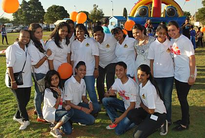 HCC Celebrated 22 years of Festivity, Unity and Rangoli