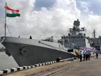 Indian Naval Ship scheduled to make port calls at Simons Town