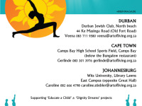 YOGATHON SA 2014 on this weekend