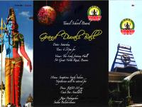 Benoni Tamil School fundraiser – Grand Diwali Ball