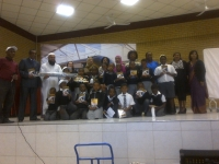 Gautrain Book Launched at Flamingo Primary School