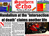 Read the Southern Echo October 2014 issue now online