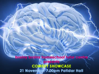 """Brainy Brains Homeschool Tutor Centre presents """"The Wild, the Wacky, the Wonderful Days of School"""" at Patidar Hall on 21 November at 6.30pm for 7.00pm"""