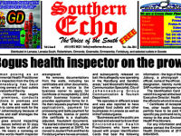 Read the Southern Echo Nov/Dec issue now online