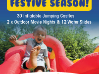 Spectacular silly season entertainment at Brightwater