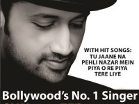 Blue Blood Presents ATIF ASLAM Live in Concert on 15 Feb at Emperors Palace