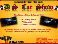DS Car Show at the Lenasia Big Fete and Carnival