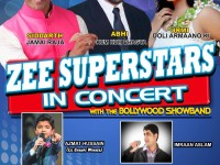 Catch the ZEE Superstars in Concert at Gold Reef City on Sun 8 March 2015