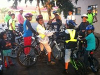 Lenasia Extension 11B Junior Cyclists hit the road