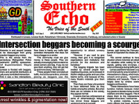 View the Southern Echo May 2015 edition is now online