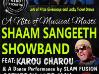 Shaam Sangeeth presents a Night of Musical Masti on 23 May 2015 in Midrand