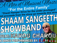 A Nite of Musical Masti by Shaam Sangeeth Saturday 15 August at Patidar Hall Lenasia