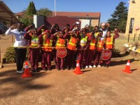 BOOST FOR PARK PRIMARY'S SCHOLAR PATROLLERS