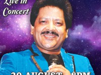 Udit Narayan Live in Concert at Emperors Palace 29 Aug