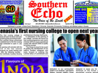 Read the Southern Echo September 2015 issue now online