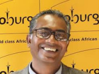 Best wishes to the Class of 2015 from the City of Joburg Region G Regional Director Mickey Padiachee