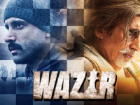 Movie Review WAZIR by Fakir Hassen