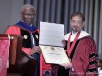 Top US prize for former Pretoria resident Mohamed Keshavjee