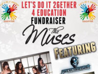 Let's do it 2gether 4 Education fundraiser – The Muses – at Gold Reef City 21 May 2016